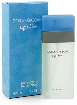 D&G Light Blue
